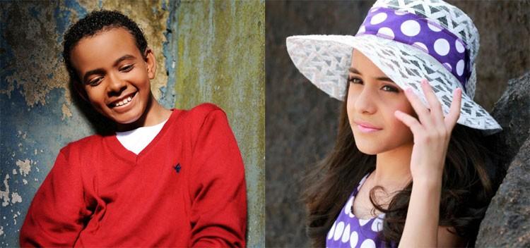 Brazilians Got Talent - Aleluya - Jotta A y Michely Manuela