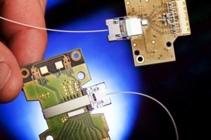 Chips Laser de Intel podrían hacer que los centros de datos funcionen mejor