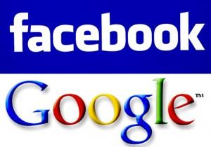 Así se reparten Facebook y Google el mundo