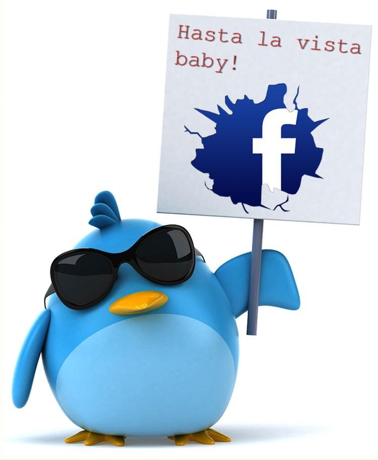 Facebook ya no es la red social más popular para los adolescentes