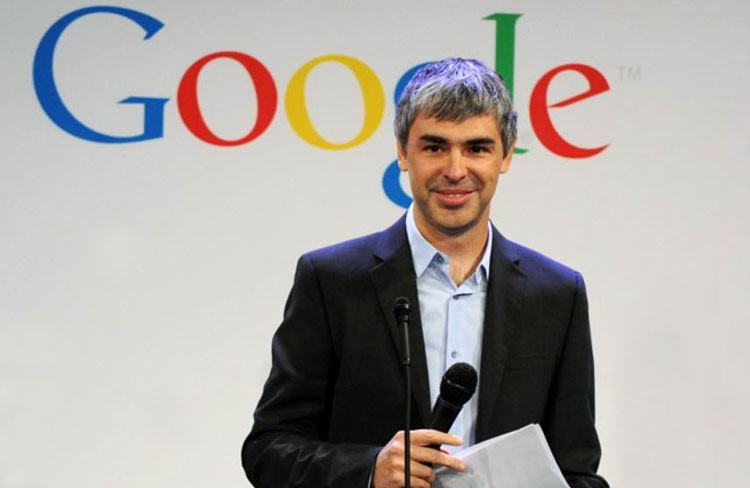 Google, Larry Page anuncia a Calico