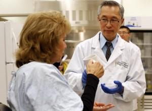 Las píldoras hechas de - MF - curarían las infecciones intestinales graves