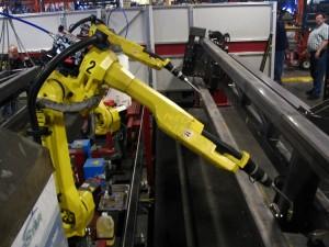 ¿Está su trabajo entre el 47% de los que los robots le podrían robar?
