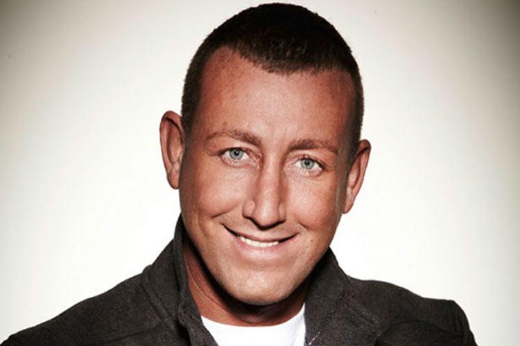 Chistopher Maloney, en The X Factor de Gran Bretaña