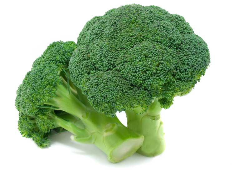 El lado malo del broccoli