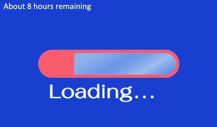 Mi computadora va despacio
