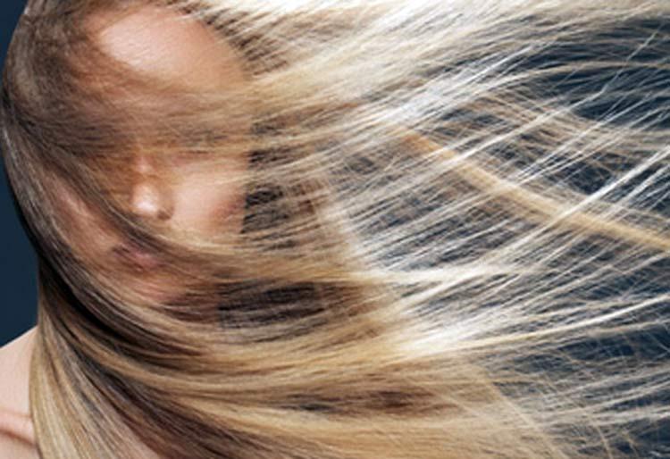 los aclaradores de cabellos