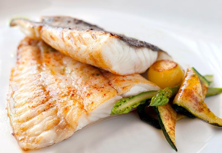 El pescado es comida para el cerebro