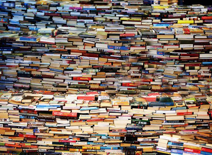 Libros: La gente que lee vive más tiempo
