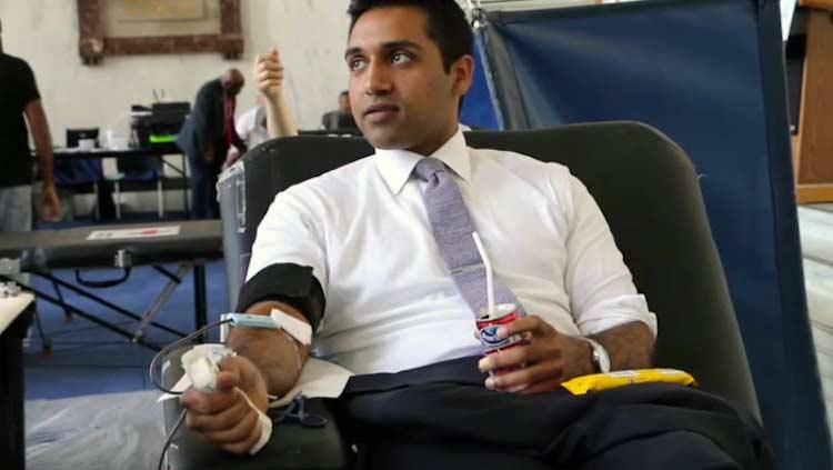 Comunidad musulmana dona sangre en honor por 9/11