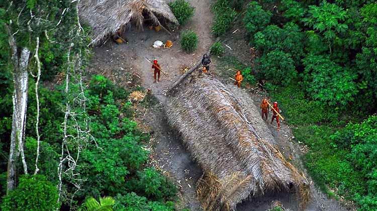 Tribu amazónica no contactada podría dejar de existir