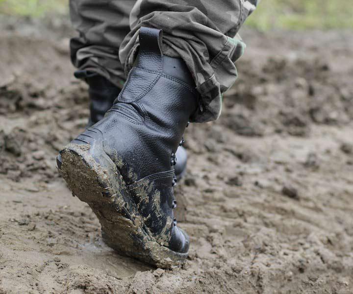 Relación entre el cáncer y zapatos sucios