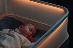 Ford crea la cuna perfecta para dormir al bebé