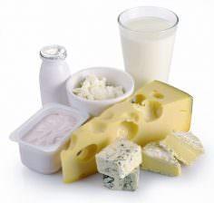 Privarse de lácteos afecta a los huesos