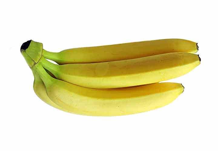 El papel de la banana durante los ejercicios