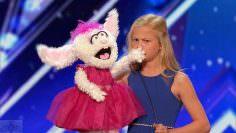 La niña que robó corazones en America's Got Talent