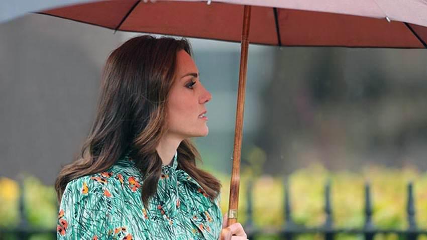 La hiperémesis gravídica afecta a Kate Middleton