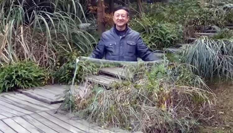 Capa Invisible real ¿Un invento chino?