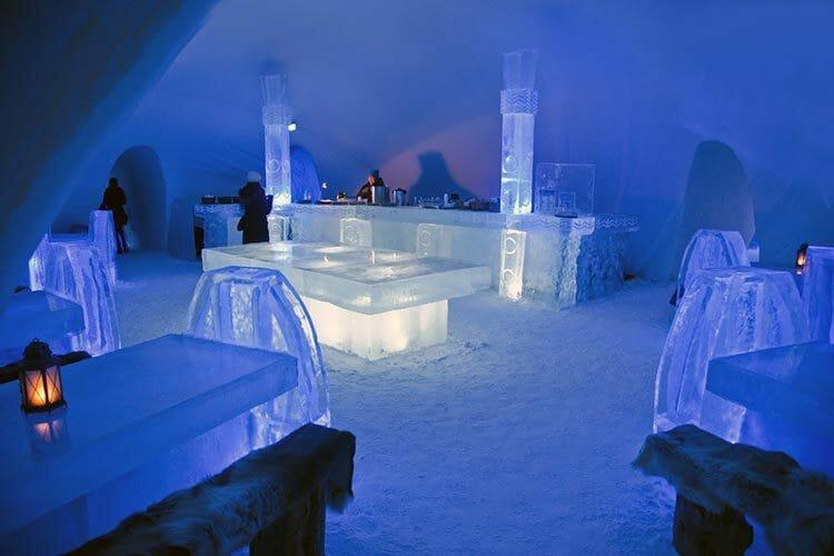 Hotel de hielo en Suecia - ICEHOTEL365