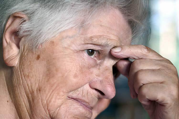 Principal causa de demencia descubierta – la Urea