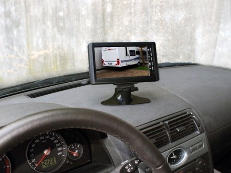 Las 6 mejores cámaras para auto traseras