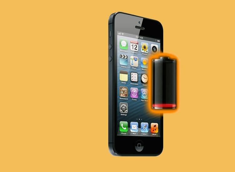 Reemplazo de batería iPhone - Apple ofrece descuento
