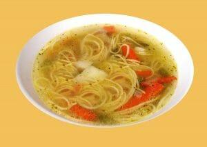 La sopa de pollo para la salud ¿ayuda realmente a combatir un resfriado?