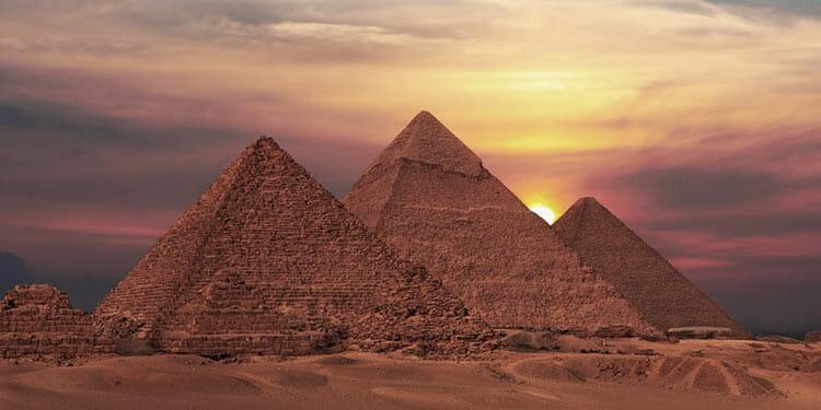 Alineación de las Pirámides de Guiza: ¿Cómo hicieron los egipcios para lograrlo?