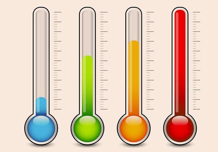 De qué depende la sensación térmica? ¿Cómo se mide?