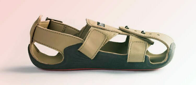 Los zapatos que crecen con sus hijos
