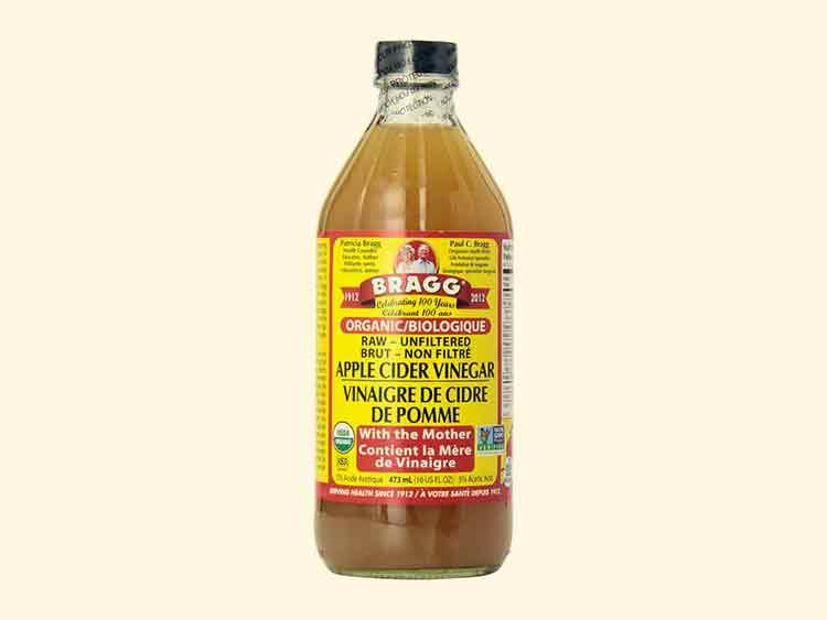 Beneficios del vinagre de sidra de manzana para nuestro cabello